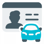 Drivers licence infographic